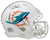 DeVante Parker Signed Miami Dolphins Mini White Speed Replica Helmet JSA ITP PSM-Powers Sports Memorabilia