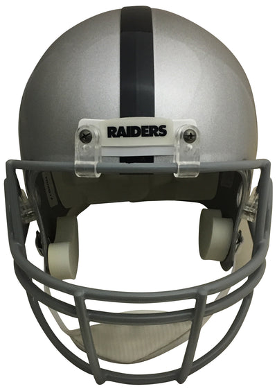 Charles Woodson Autographed Oakland Raiders Signed Full Size Football Helmet PSA DNA COA-Powers Sports Memorabilia