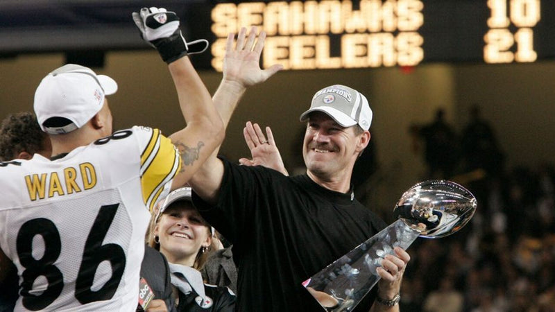 Bill Cowher Autograph Signing July 2020-Powers Sports Memorabilia