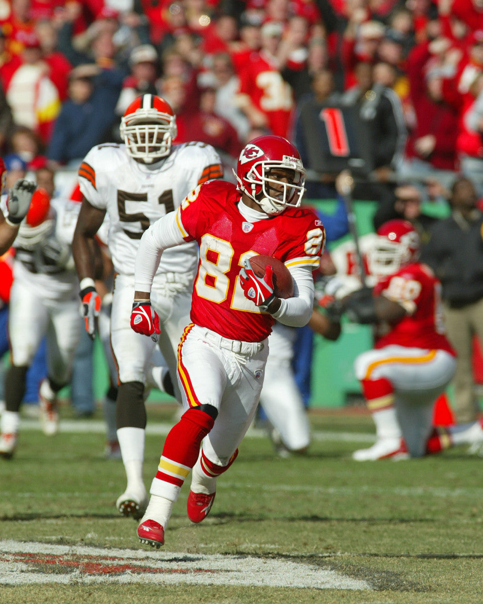 Dante Hall Autograph Signing September 2020-Powers Sports Memorabilia