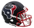DeAndre Hopkins Houston Texans Signed Full Size Matte Black Speed Rep Helmet JSA PSM-Powers Sports Memorabilia