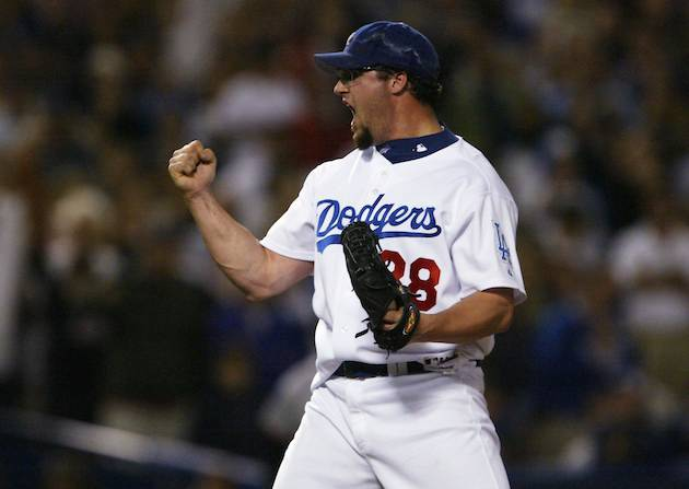 Eric Gagne Autograph Signing-Powers Sports Memorabilia