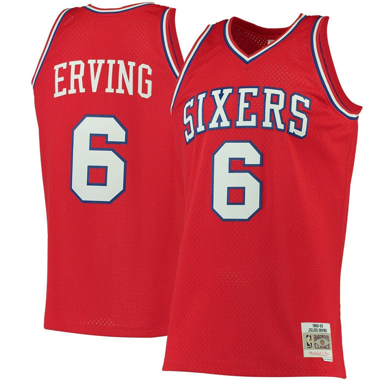 Julius Erving Autograph Signing-Powers Sports Memorabilia