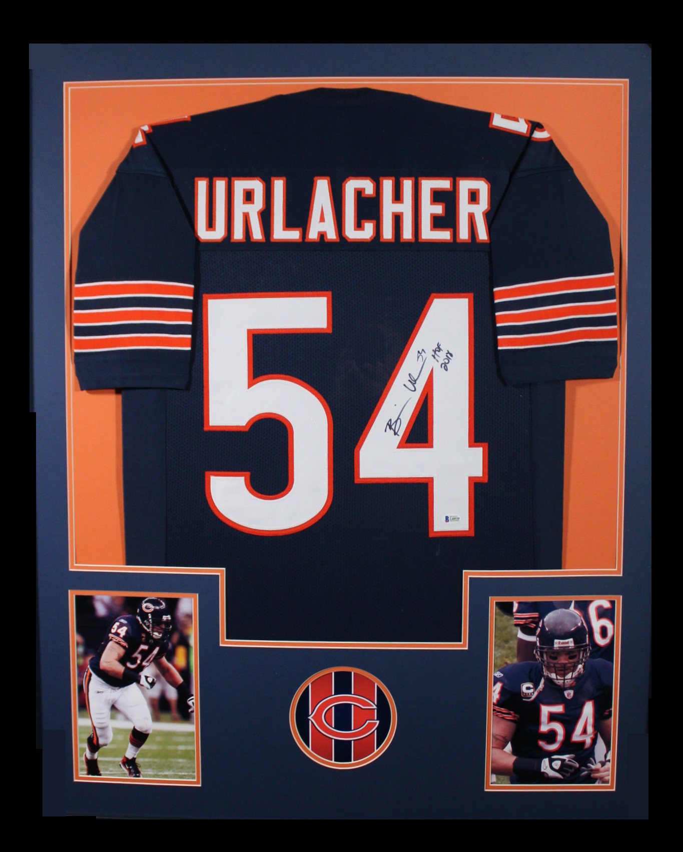 Sports Autographed Jersey Framing Pro Style (7-10 day turnaround)-Powers Sports Memorabilia
