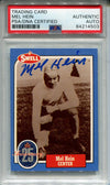 Mel Hein Autographed 1988 Swell Card #50 (PSA) PSM-Powers Sports Memorabilia