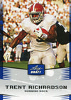 Trent Richardson 2012 Leaf Draft Rookie Card PSM-Powers Sports Memorabilia