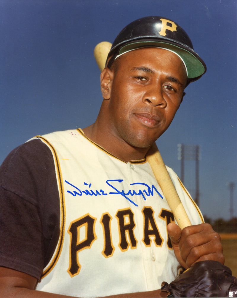 Willie Stargell Autographed 8x10 Photo PSM-Powers Sports Memorabilia