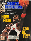 Michael Jordan Unsigned Sports Illustrated Magazine March 13 1989 PSM-Powers Sports Memorabilia