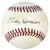 Billy Herman Autographed Official National League Baseball (JSA) PSM-Powers Sports Memorabilia