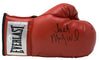 Irish Micky Ward Signed Red Everlast Right Hand Boxing Glove JSA PSM-Powers Sports Memorabilia