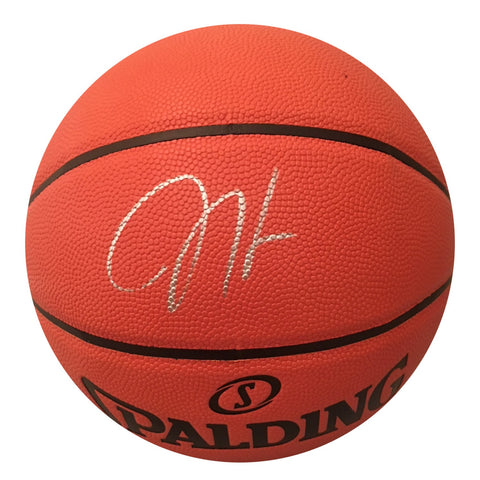 James Harden Houston Rockets Autographed NBA MVP Signed Basketball PSA DNA COA-Powers Sports Memorabilia