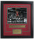 Michael Jordan Bulls Framed 8x10 1988 Slam Dunk Contest Photo w/ Laser Signature PSM-Powers Sports Memorabilia