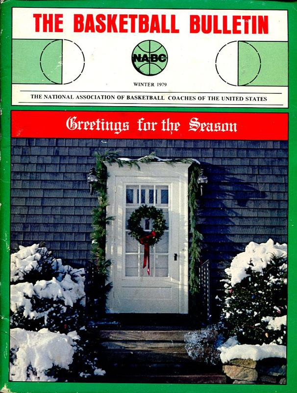 The Basketball Bulletin Winter 1979 Edition PSM-Powers Sports Memorabilia
