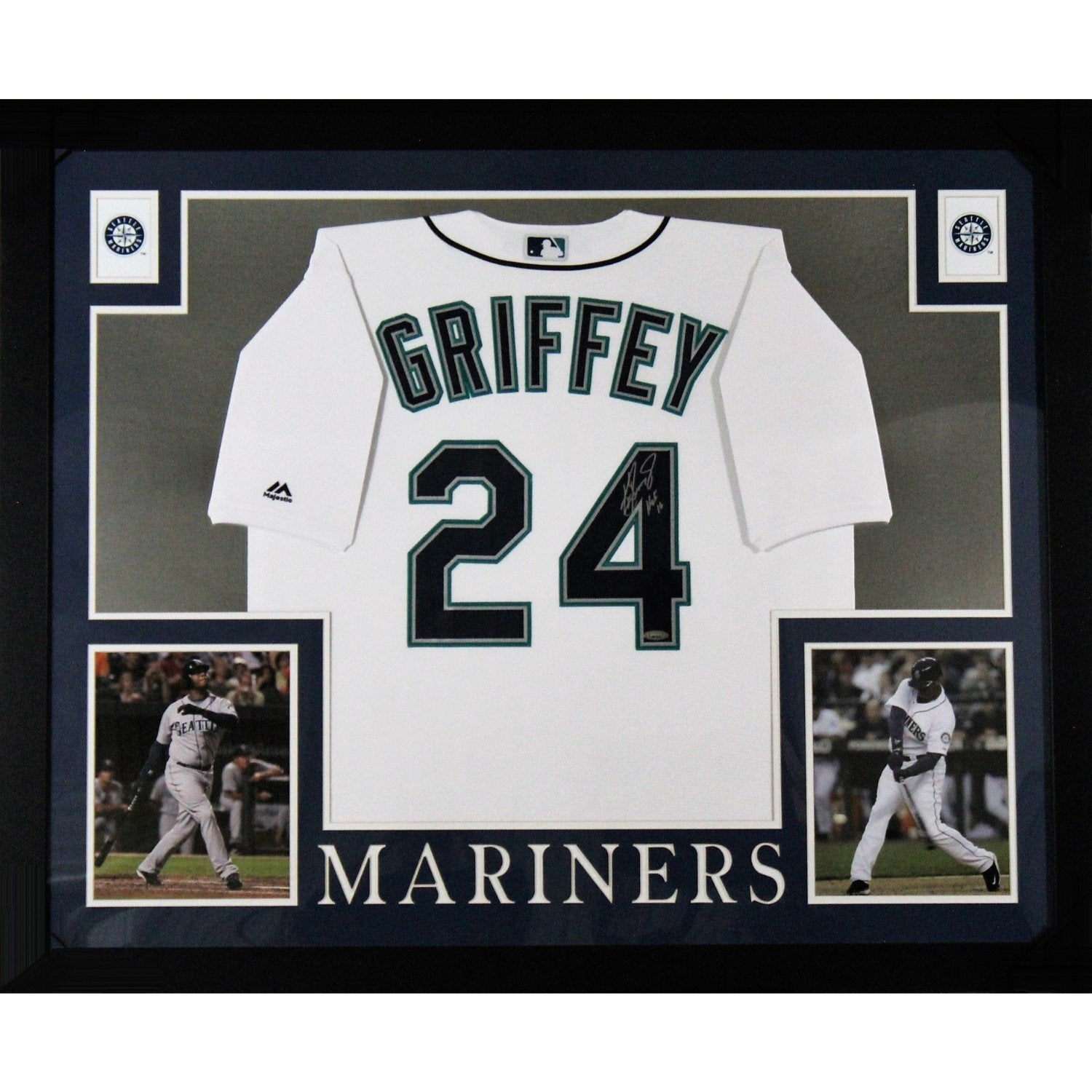 Sports Autographed Jersey Framing HOF Style (7-10 day turnaround)-Powers Sports Memorabilia