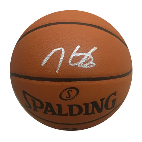 Kevin Durant Golden State Warriors Autographed NBA Signed Basketball JSA COA 1-Powers Sports Memorabilia