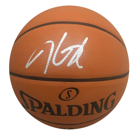 Kevin Durant Golden State Warriors Autographed NBA Signed Basketball JSA COA 2-Powers Sports Memorabilia