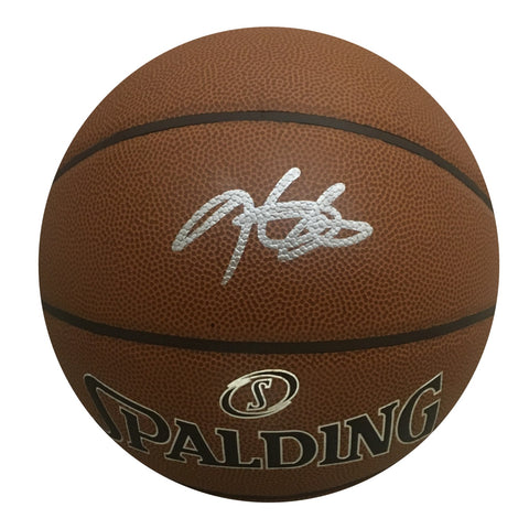 Kevin Durant Golden State Warriors Autographed NBA Signed Basketball JSA COA 3-Powers Sports Memorabilia