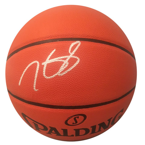 Kevin Durant Golden State Warriors Autographed NBA Signed Basketball PSA DNA COA 3-Powers Sports Memorabilia