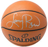 Larry Bird Boston Celtics Signed Spalding Replica Basketball BAS PSM-Powers Sports Memorabilia