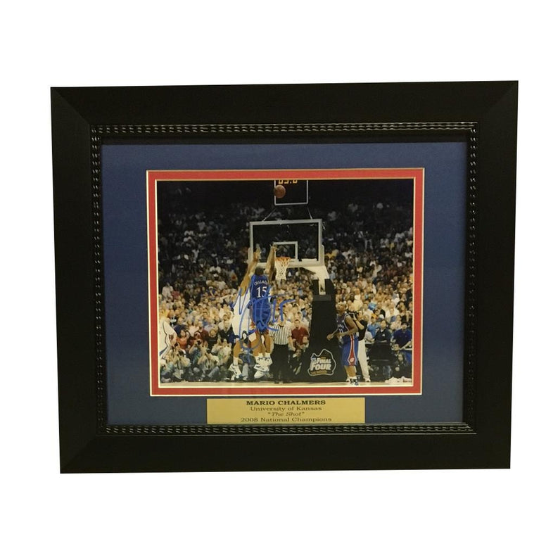 8x10 Framed Photo (7-10 day turnaround)-Powers Sports Memorabilia