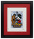Walt Disney's Mickey Mouse Framed 5x7 Hand-Painted Animation Serigraph PSM-Powers Sports Memorabilia
