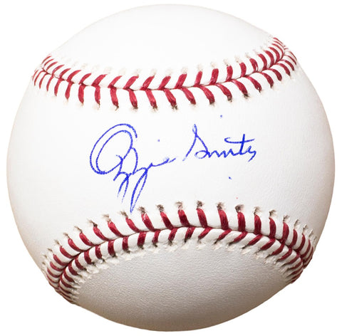 Ozzie Smith St. Louis Cardinals Signed Rawlings Official MLB Baseball SI COA PSM-Powers Sports Memorabilia