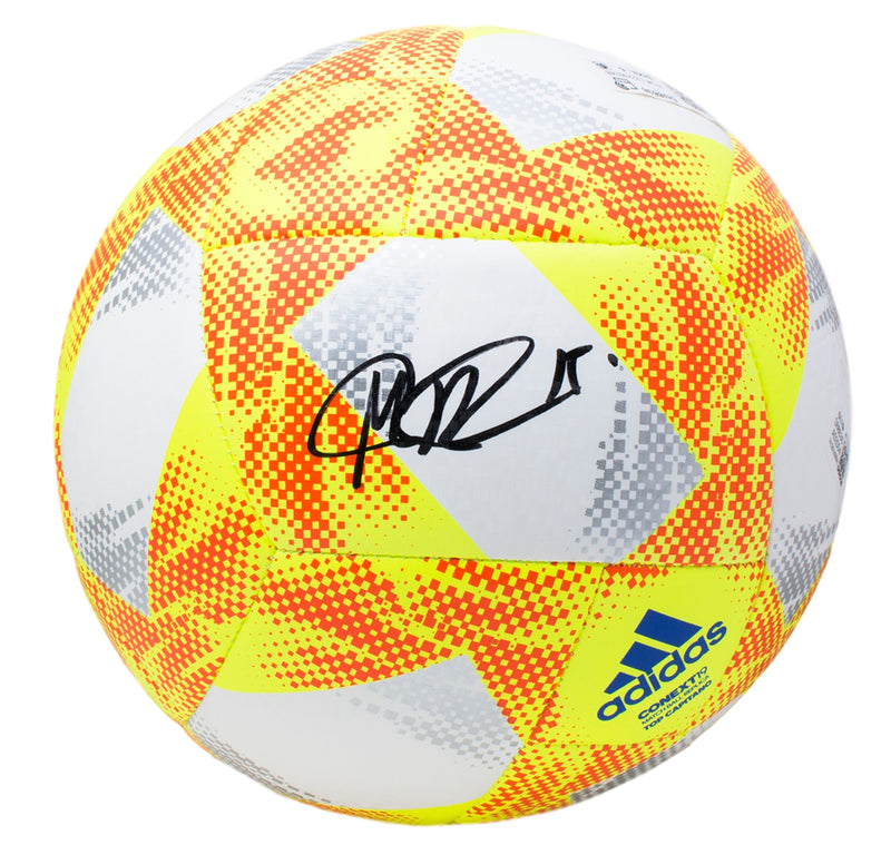 Megan Rapinoe Team USA Signed 2019 World Cup Soccer Ball JSA PSM-Powers Sports Memorabilia