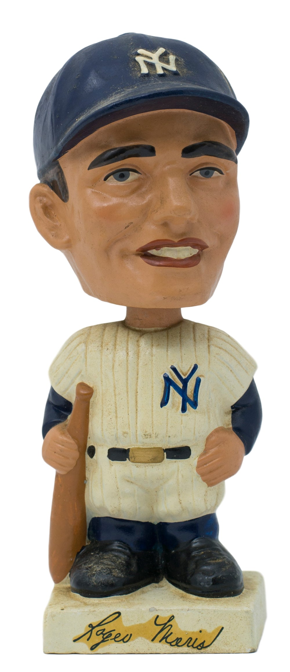 High Grade 1962 Roger Maris Bobbing Head Doll PSM-Powers Sports Memorabilia