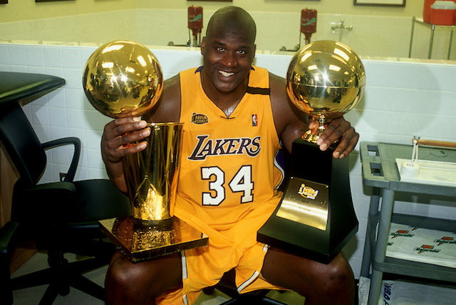 Shaquille O'Neal Autograph Signing-Powers Sports Memorabilia