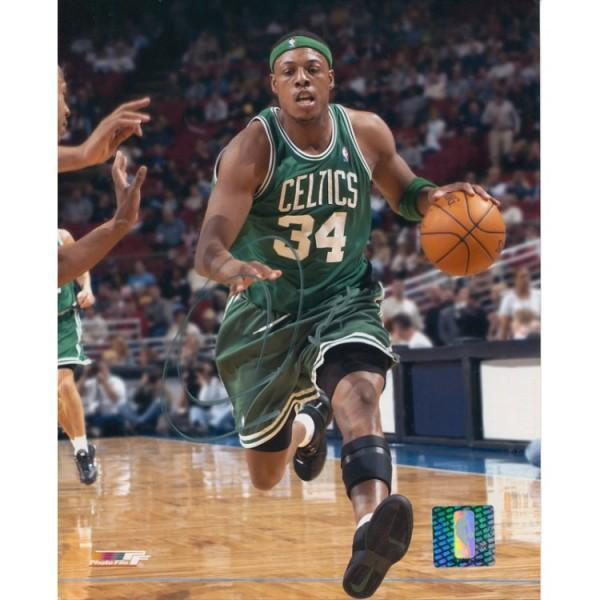 Paul Pierce Autographed 8x10 Photo PSM-Powers Sports Memorabilia