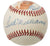 Ted Williams Red Sox Signed OAL Painted Ron Lewis Baseball BAS A62802 PSM-Powers Sports Memorabilia