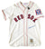 Ted Williams Signed Red Sox Authentic Mitchell & Ness Baseball Jersey BAS A62806 PSM-Powers Sports Memorabilia