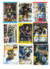 Boston Bruins Lot of 9 Autographed Cards. You will receive all cards in the picture. This Lot includes: Glen Wesley, Grigori Panteleyev, Andy Bezeau, Jon Rohloff, Mike Bales, David Shaw, Greg Hawgood, Dave Reid & Dave Thomlinson. PSM-Powers Sports Memorabilia