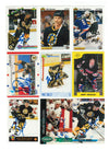 Boston Bruins Lot of 9 Autographed Cards. You will receive all cards in the picture. This Lot includes: Glen Wesley, Grigori Panteleyev, Andy Bezeau, Fred Knipscheer, Mike Bales, Bob Sweeney, Don Sweeney, Dave Reid & Dave Thomlinson. PSM-Powers Sports Memorabilia