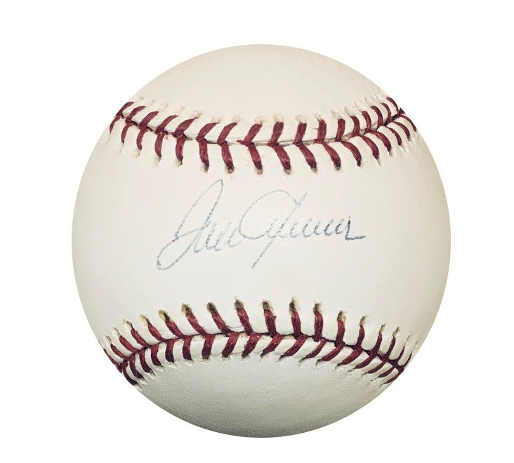 Tom Seaver New York Mets Autographed MLB Signed Baseball Beckett BAS COA With UV Display Case-Powers Sports Memorabilia