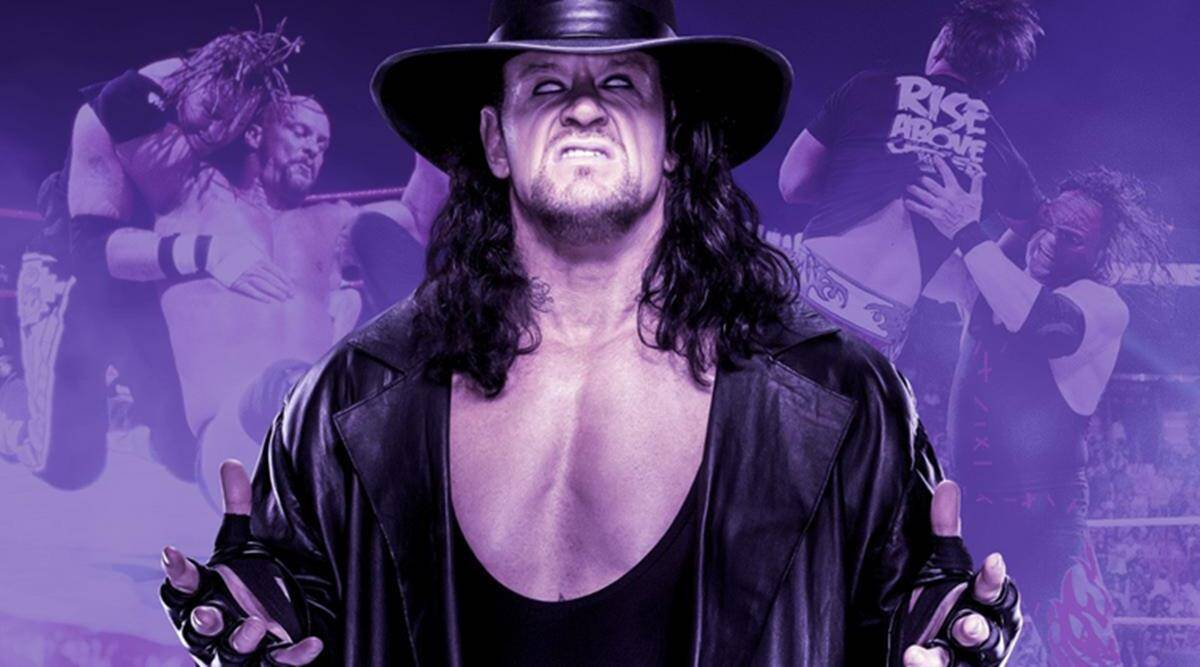 The Undertaker Autograph Signing-Powers Sports Memorabilia