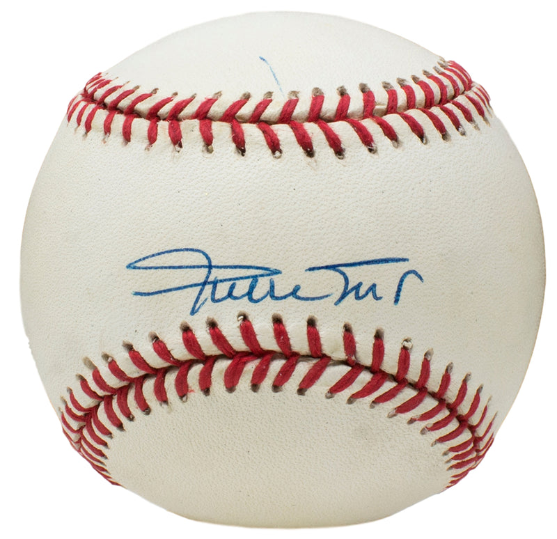 Willie Mays San Francisco Giants Signed Official National League Baseball BAS PSM-Powers Sports Memorabilia