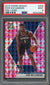 Zion Williamson New Orleans Pelicans 2019 Panini Mosaic Pink Camo Basketball Rookie Card RC #209 Graded PSA 9 MINT-Powers Sports Memorabilia