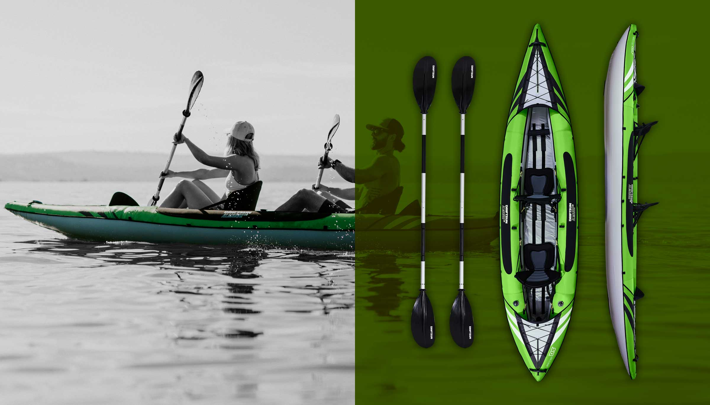 lifestyle kayak