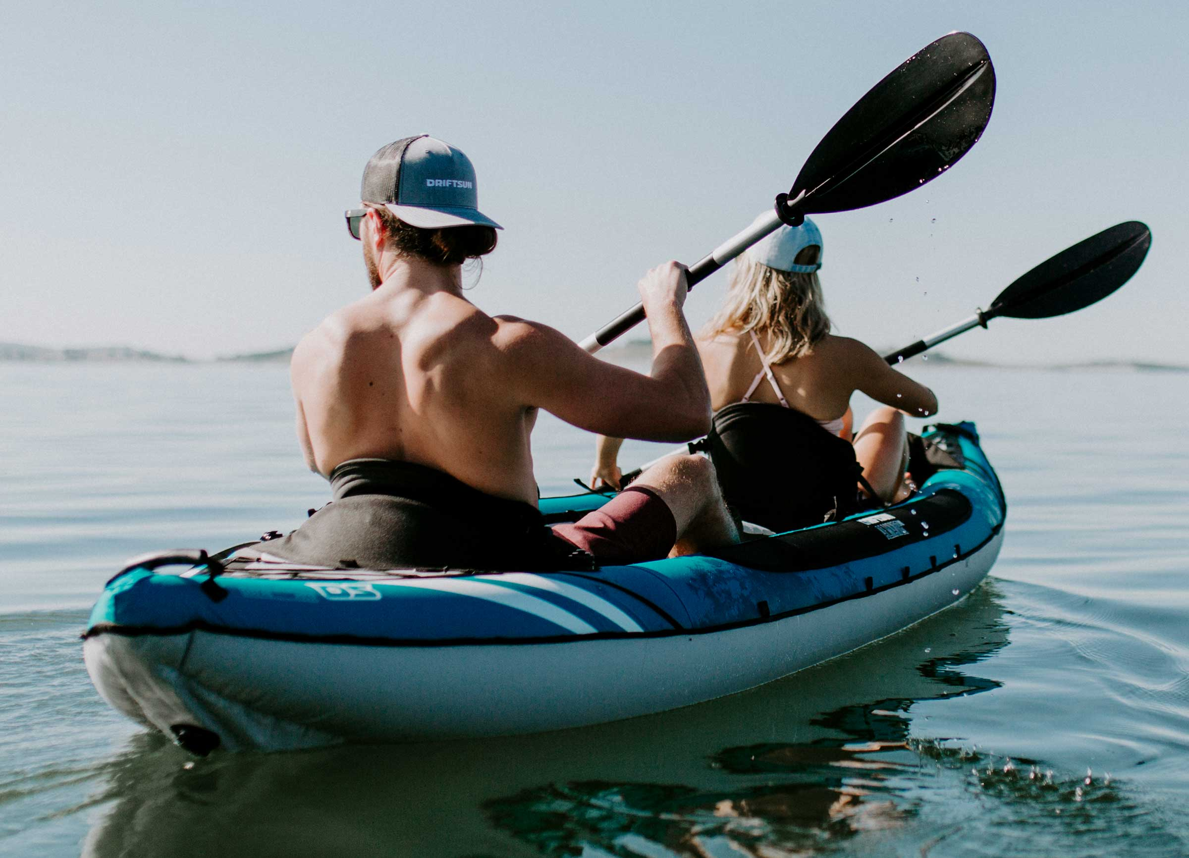 kayak lifestyle