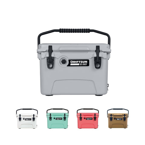 Driftsun 20 Quart Performance Ice Chest - Insulated Rotomolded Cooler