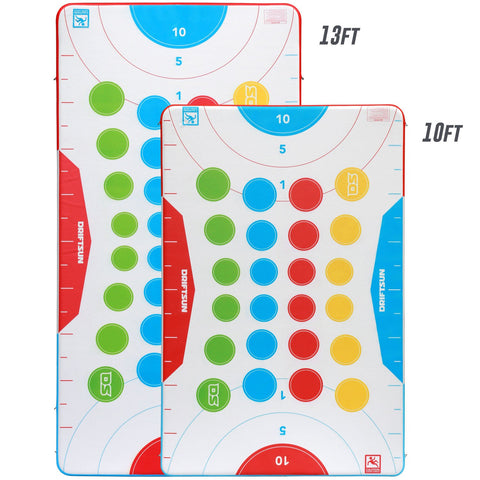 Game Pad 13 ft x 6.5 ft and Game Pad 10 ft x 6.5 ft