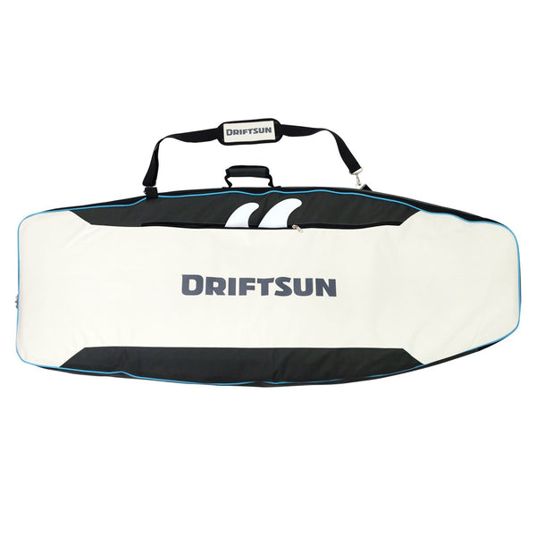 Front view of Driftsun Wakesurf Bag with Durable Padded Shell and Detachable Strap