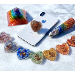 All-Round Ultimate Chakra Orgonite Set