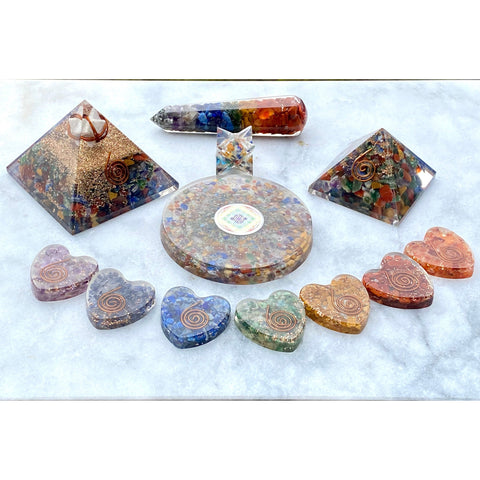 Image of Superhero Chakra Balancing Set