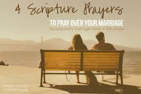 3 Prayers to for your marriage