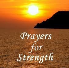 Prayers for Strength