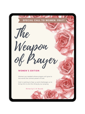 The Weapon of Prayer (Women's Guide)