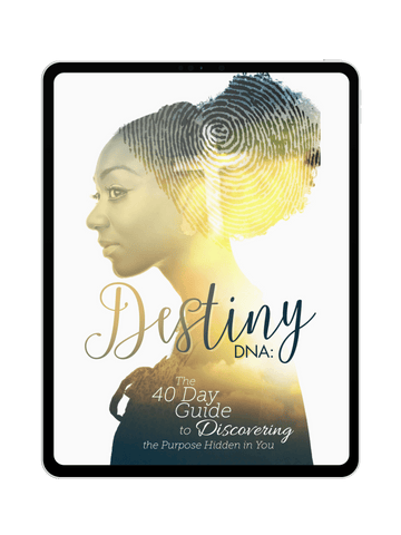 Destiny DNA (40-day Devotional) #1 Bestseller