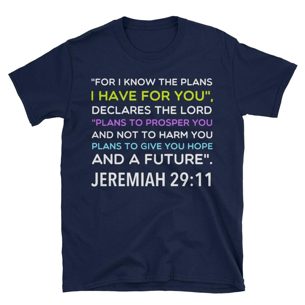 I Know the Plans T-Shirts